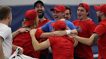 The Season: Ole Miss Men's Tennis – Momentum (2018)