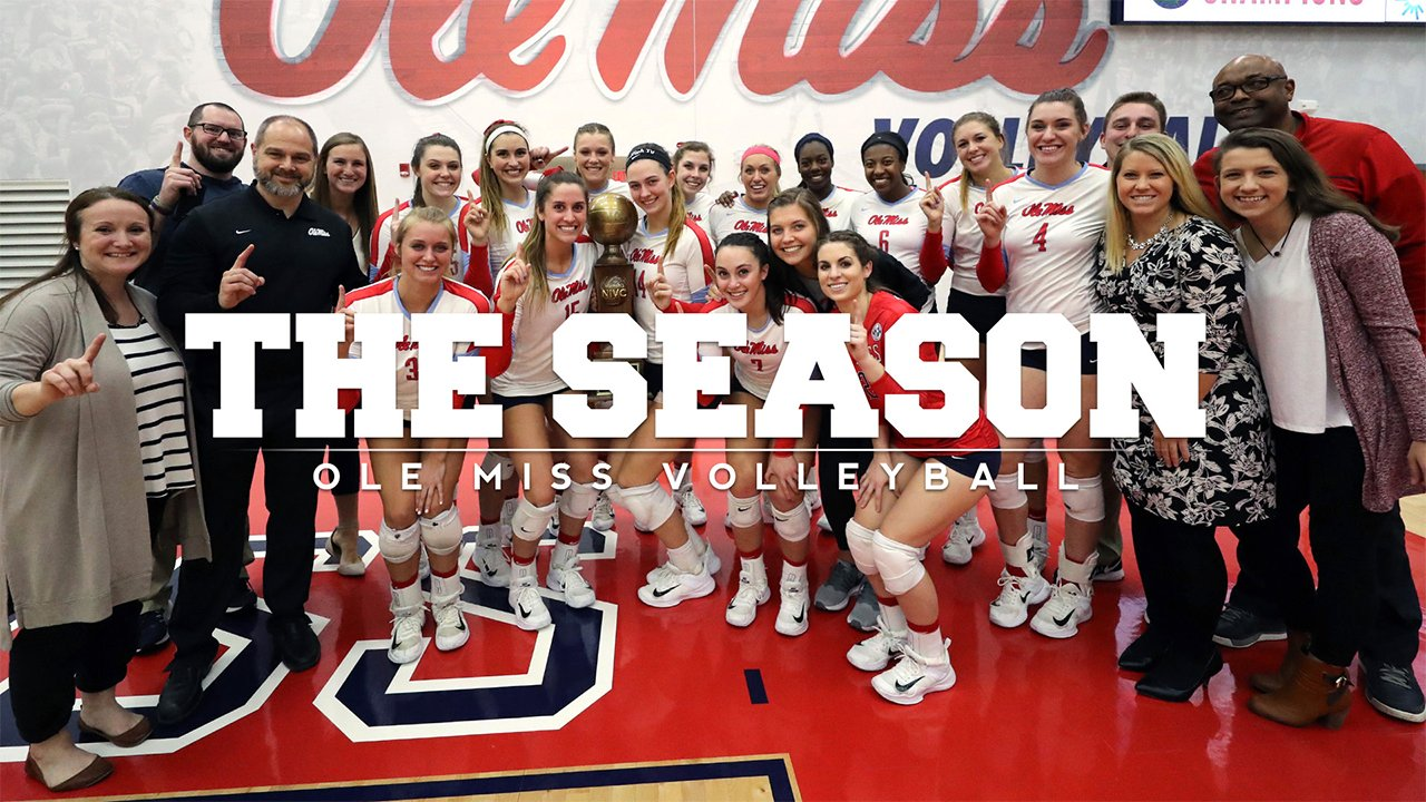 The Season: Ole Miss Volleyball – A Golden Legacy