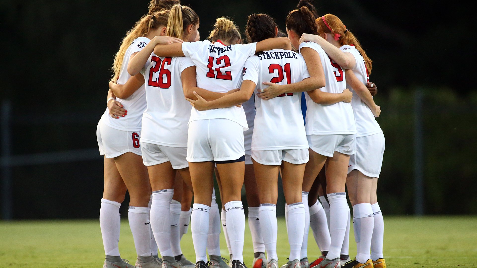 The Season: Ole Miss Soccer – Tuscaloosa Takedown (2018)