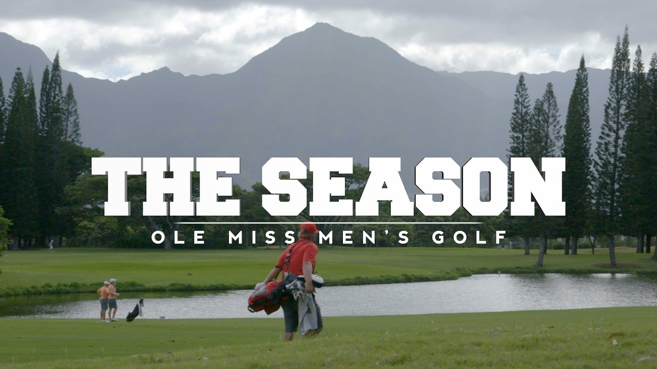 The Season: Ole Miss Men's Golf – The Sweep by the Surf (2016)