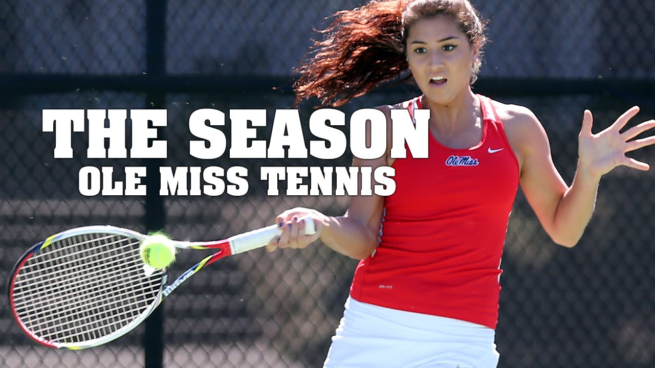 The Season: Ole Miss Women's Tennis – Senior Day (2015)