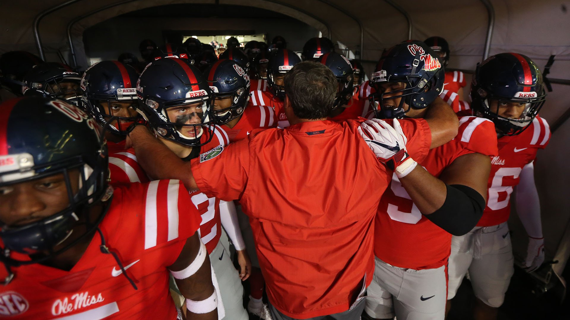 The Season: Ole Miss Football – LSU (2018)