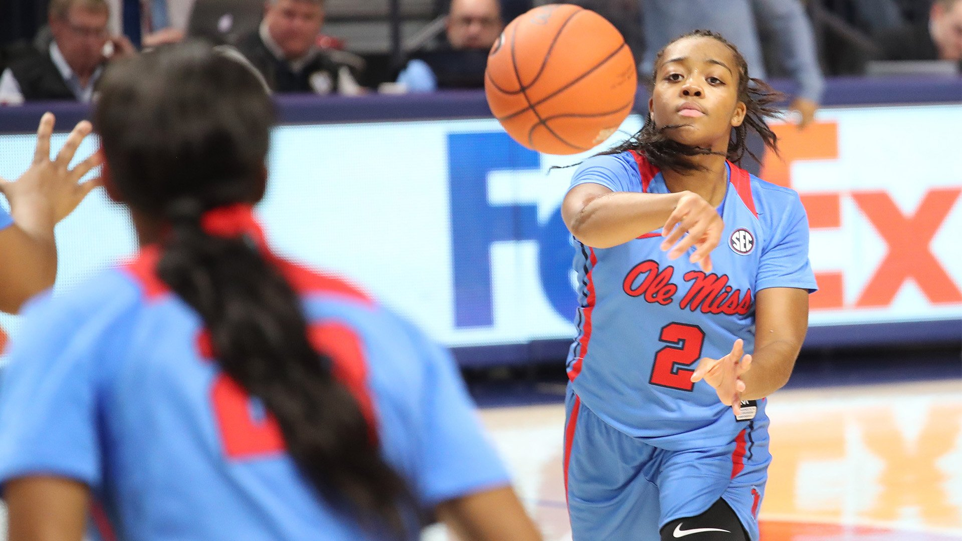 The Season: Ole Miss Women's Basketball – No Ceilings (2018)