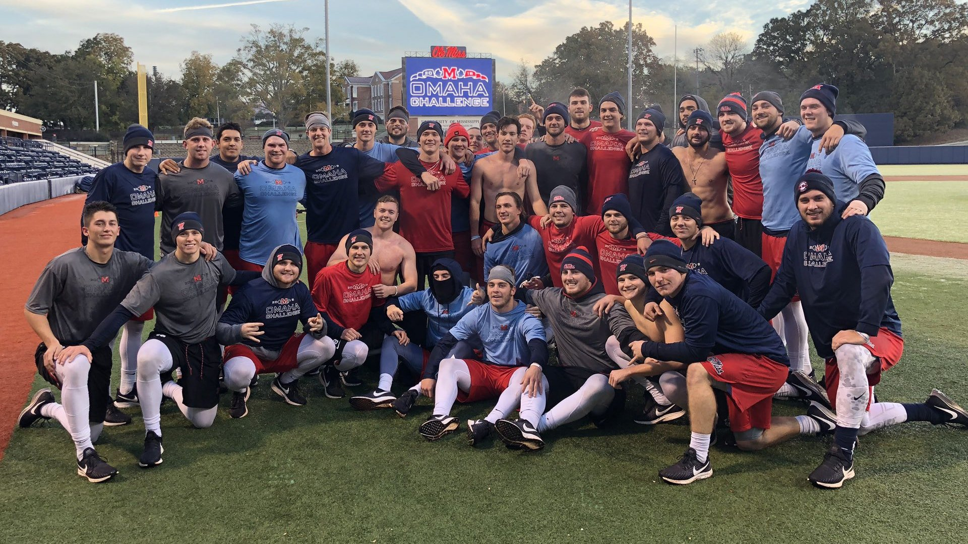 The Season: Ole Miss Baseball - Omaha Challenge (2018)