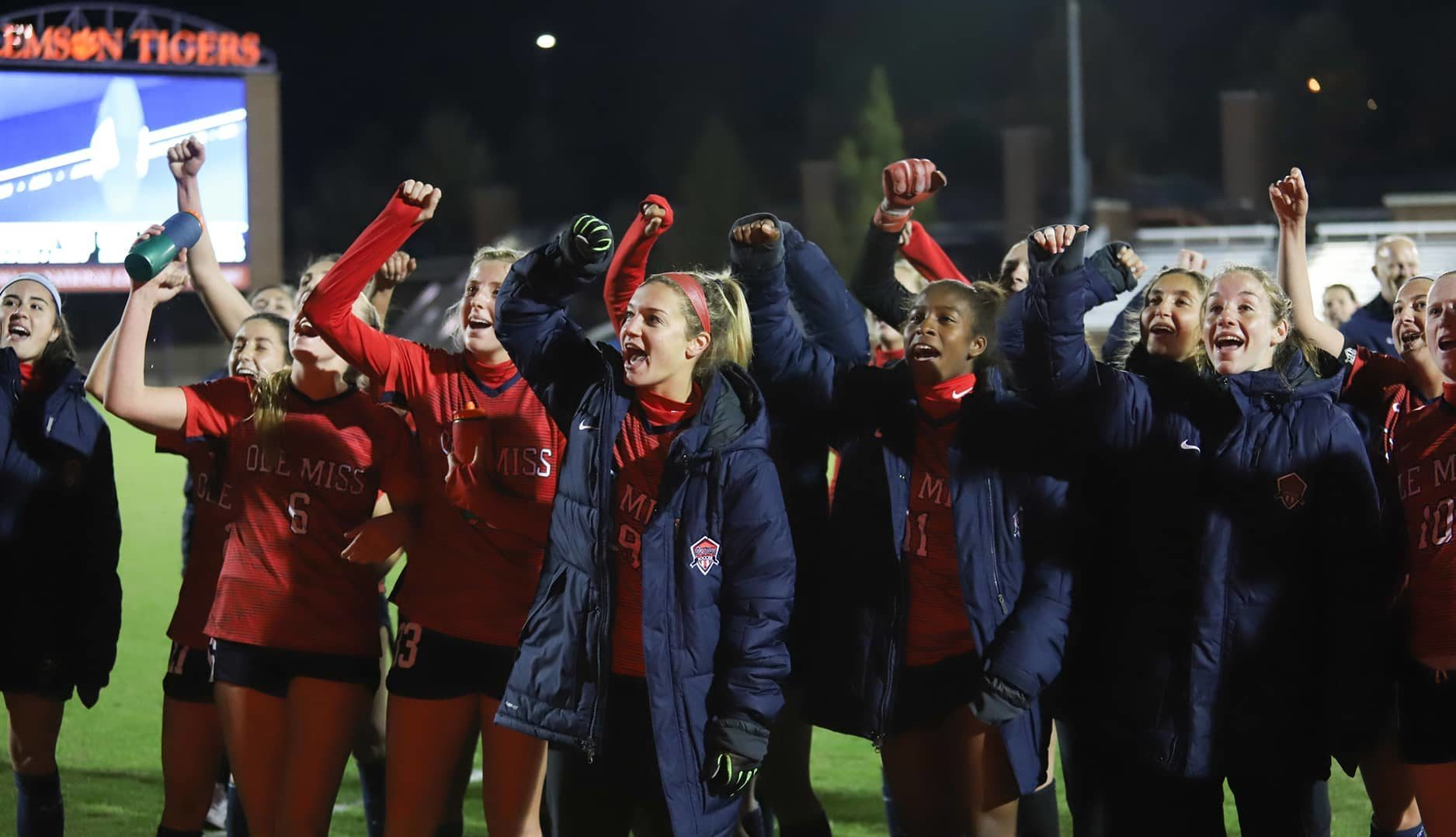 The Season: Ole Miss Soccer - One More (2018)