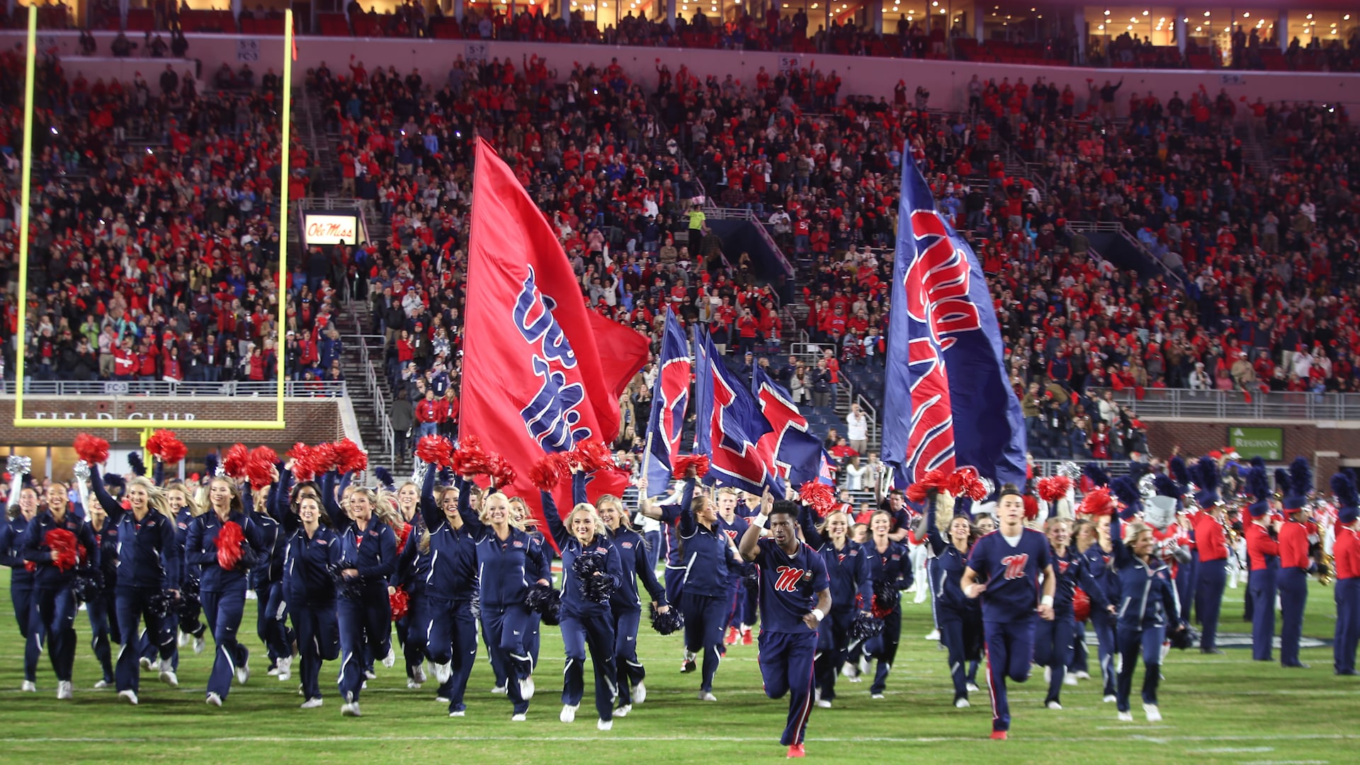 The Season: Ole Miss Spirit Squads – Senior Day (2018)