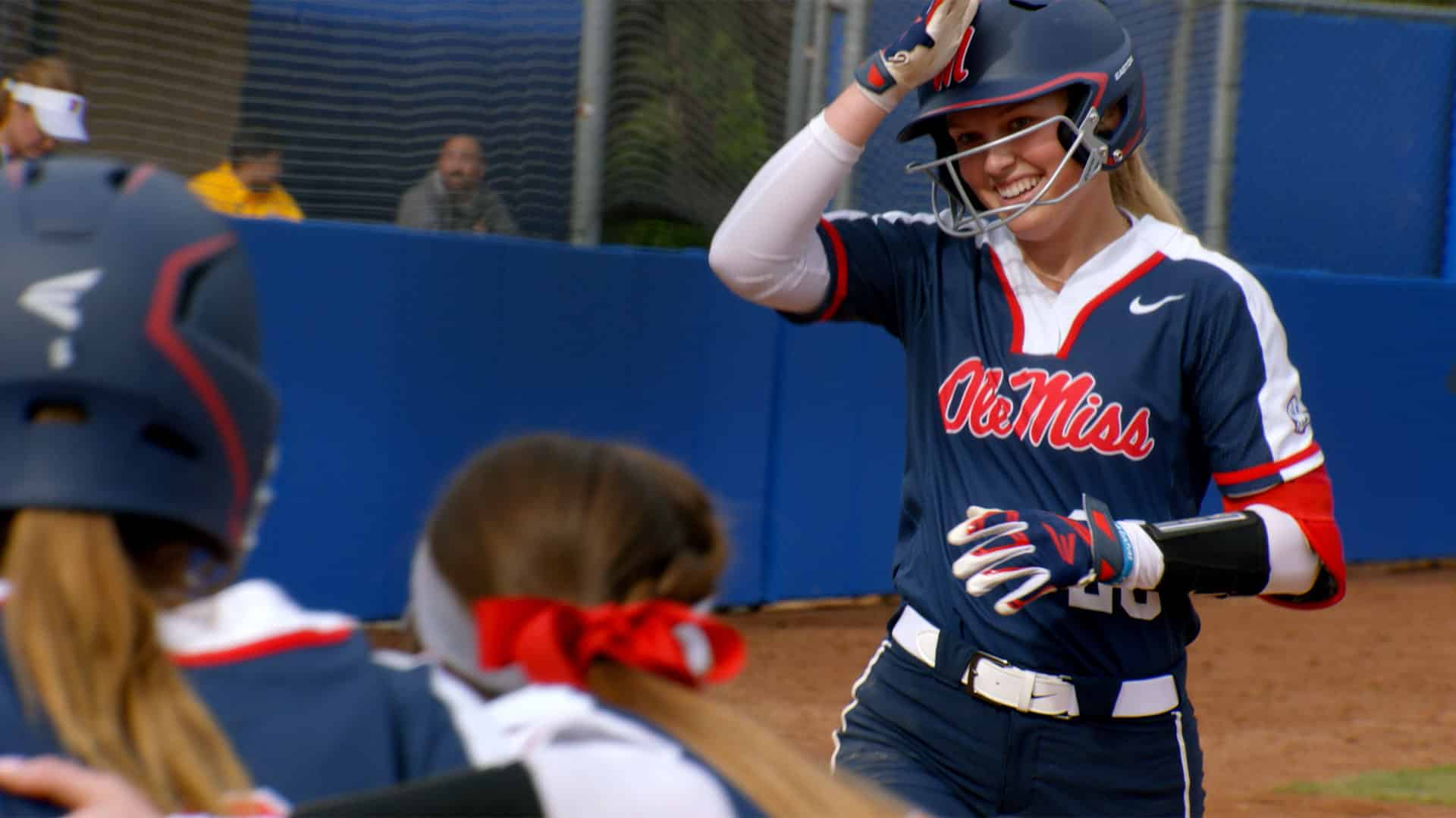 The Season: Ole Miss Softball – Showdown In L.A. (2019)