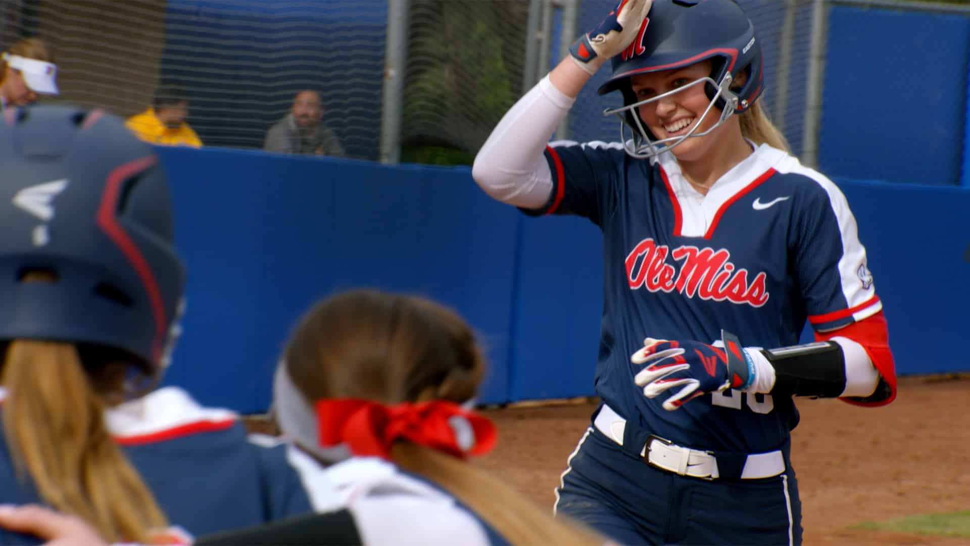 The Season: Ole Miss Softball - Showdown In L.A. (2019)