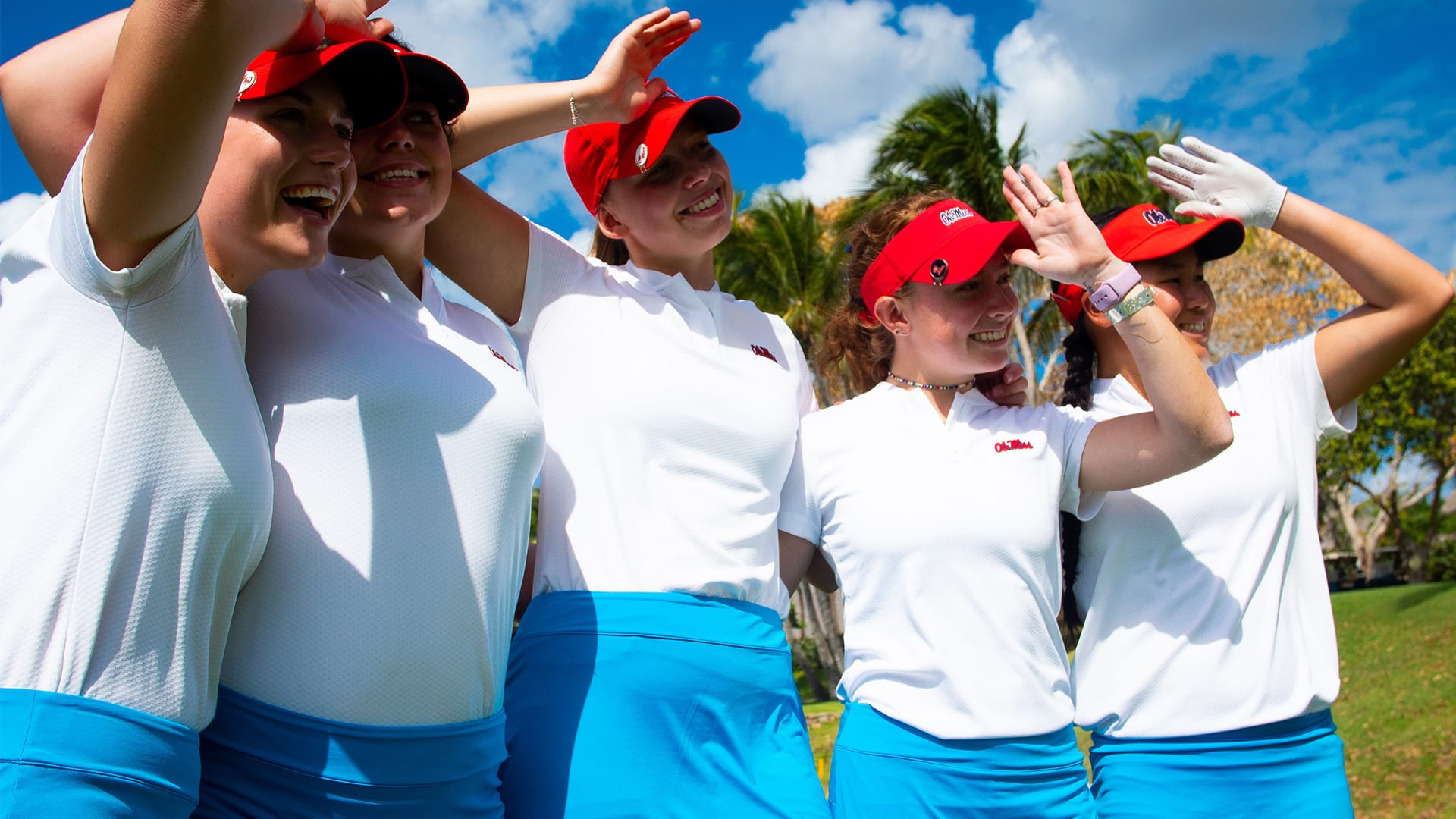 The Season: Ole Miss Women's Golf - The Dominican Republic (2019)