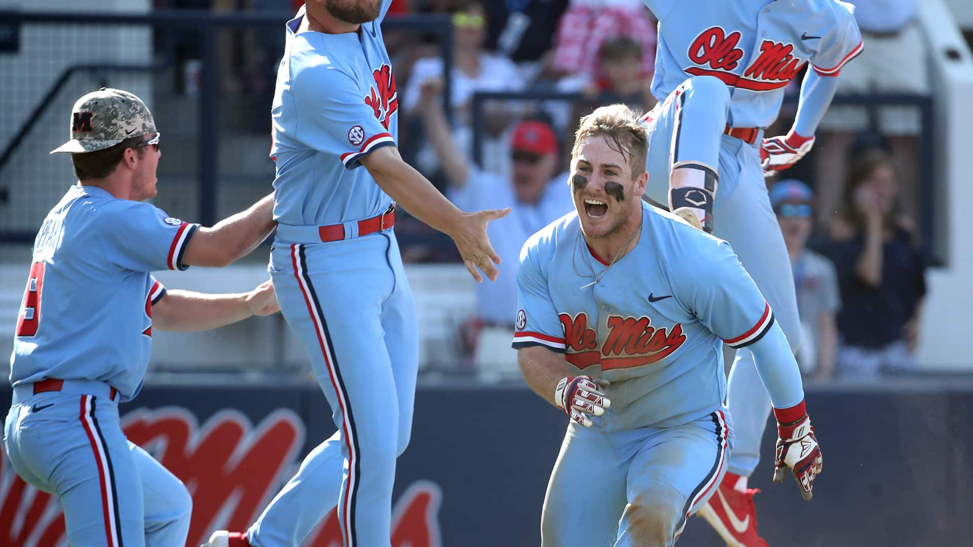 The Season: Ole Miss Baseball – A Hero's Welcome (2019)
