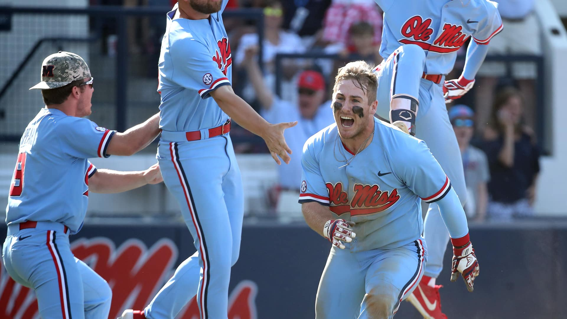 The Season: Ole Miss Baseball - A Hero's Welcome (2019)