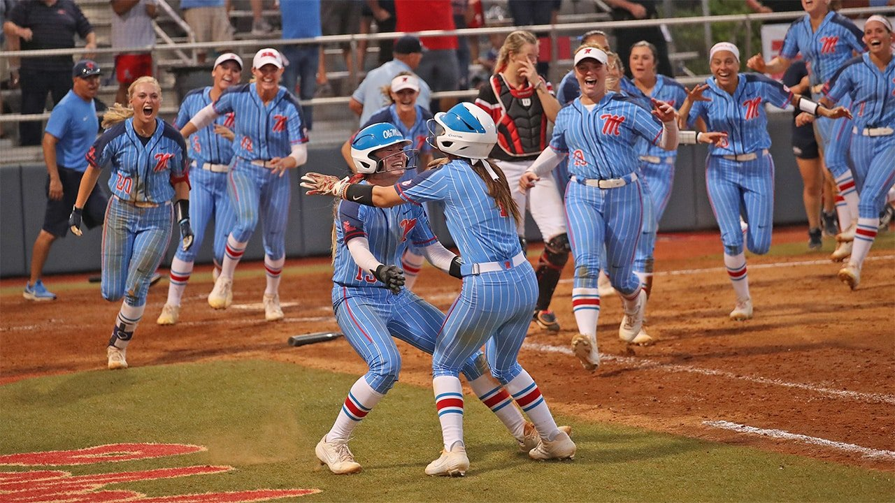 The Season: Ole Miss Softball - Showdown In Oxford