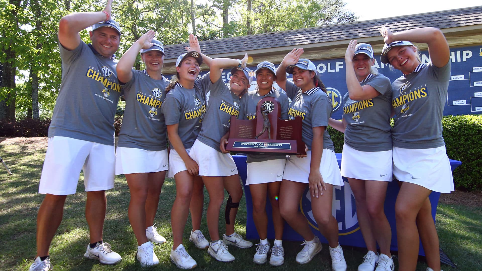 The Season: Ole Miss Women's Golf – Two in a Row (2019)