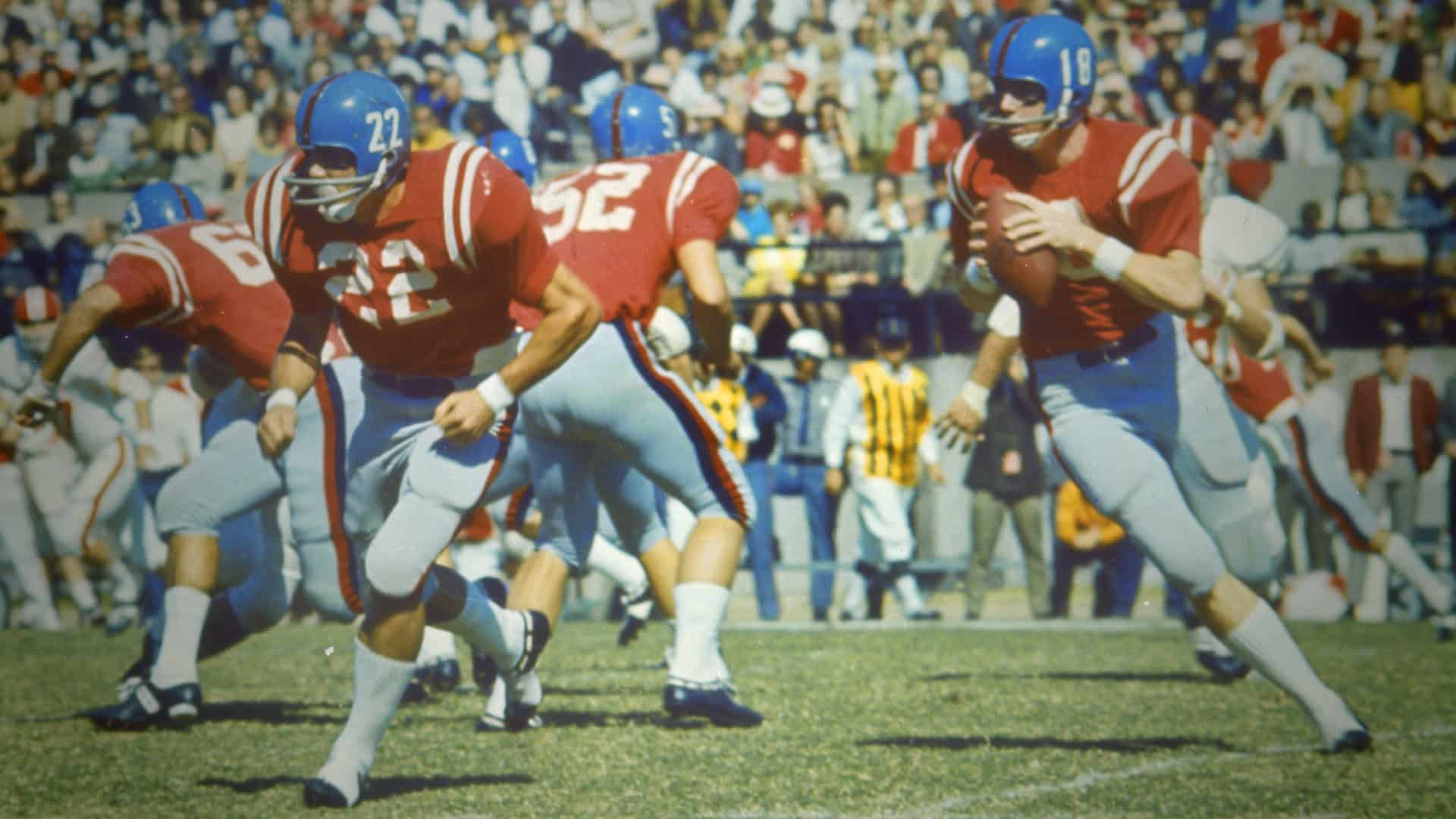 The Season: 125 Seasons of Ole Miss Football