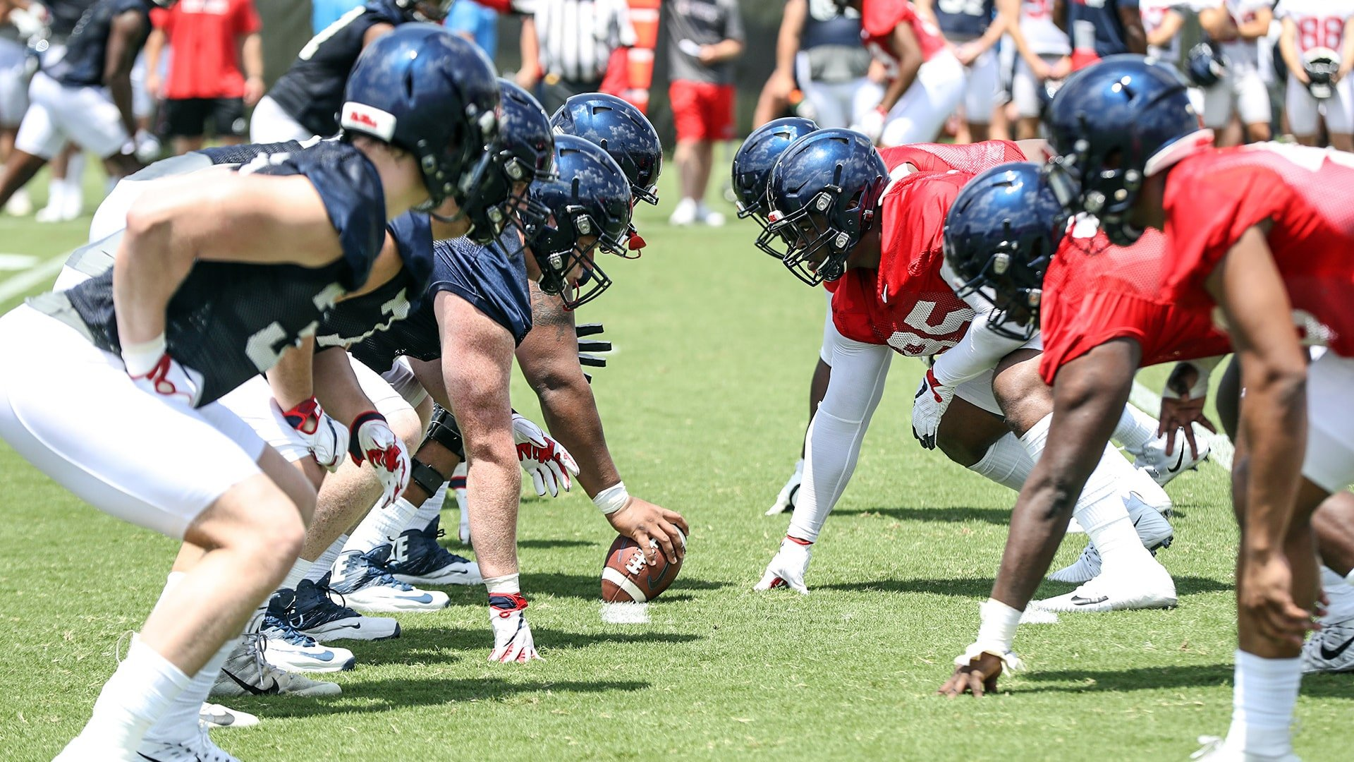 The Season: Ole Miss Football - Fall Camp (2019)