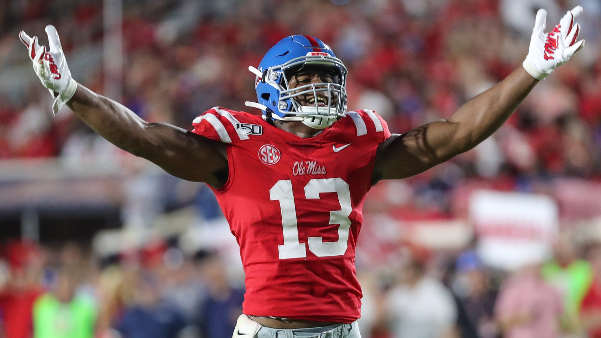 The Season: Ole Miss Football - Arkansas (2019)