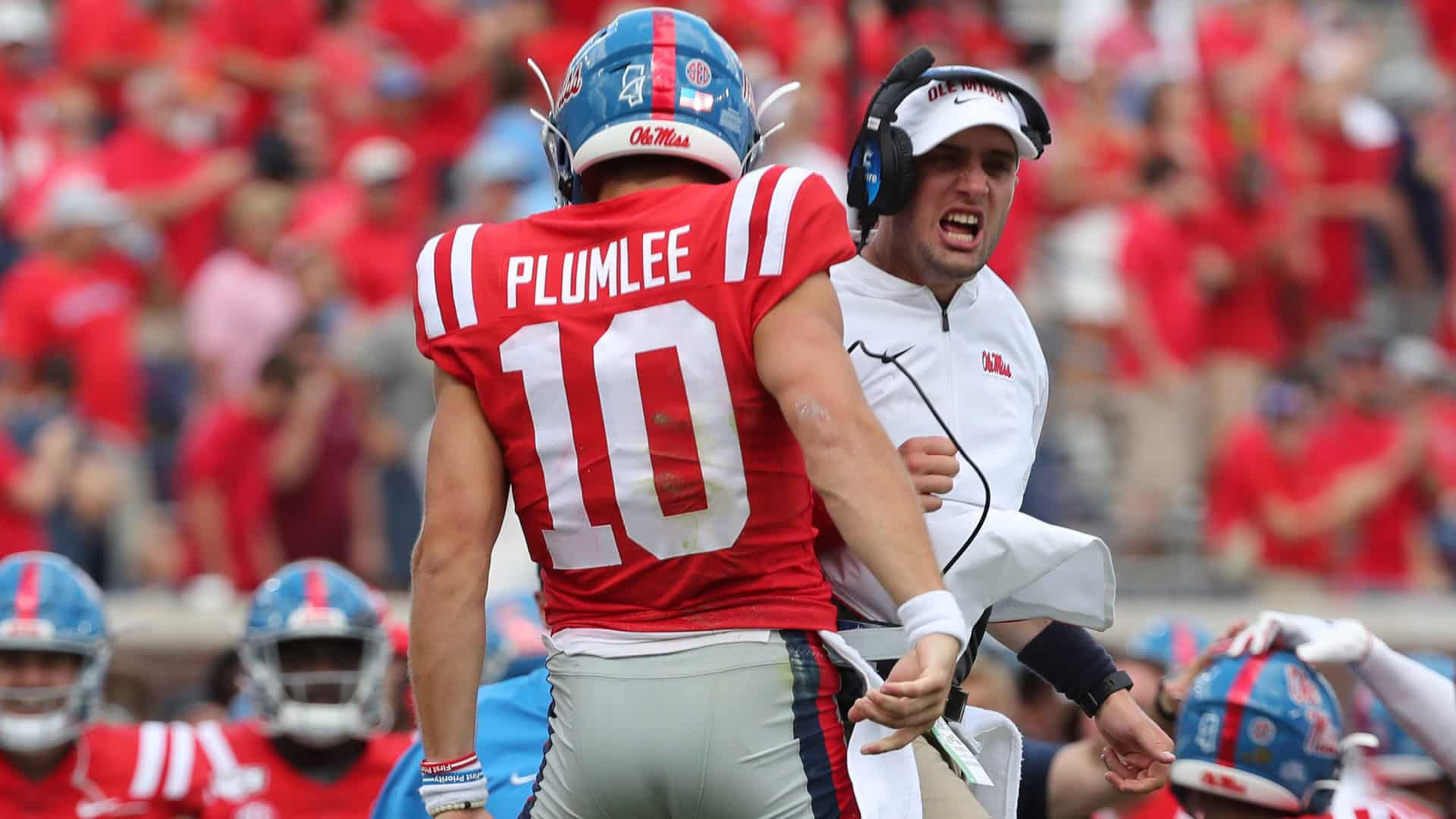 The Season: Ole Miss Football – California (2019)