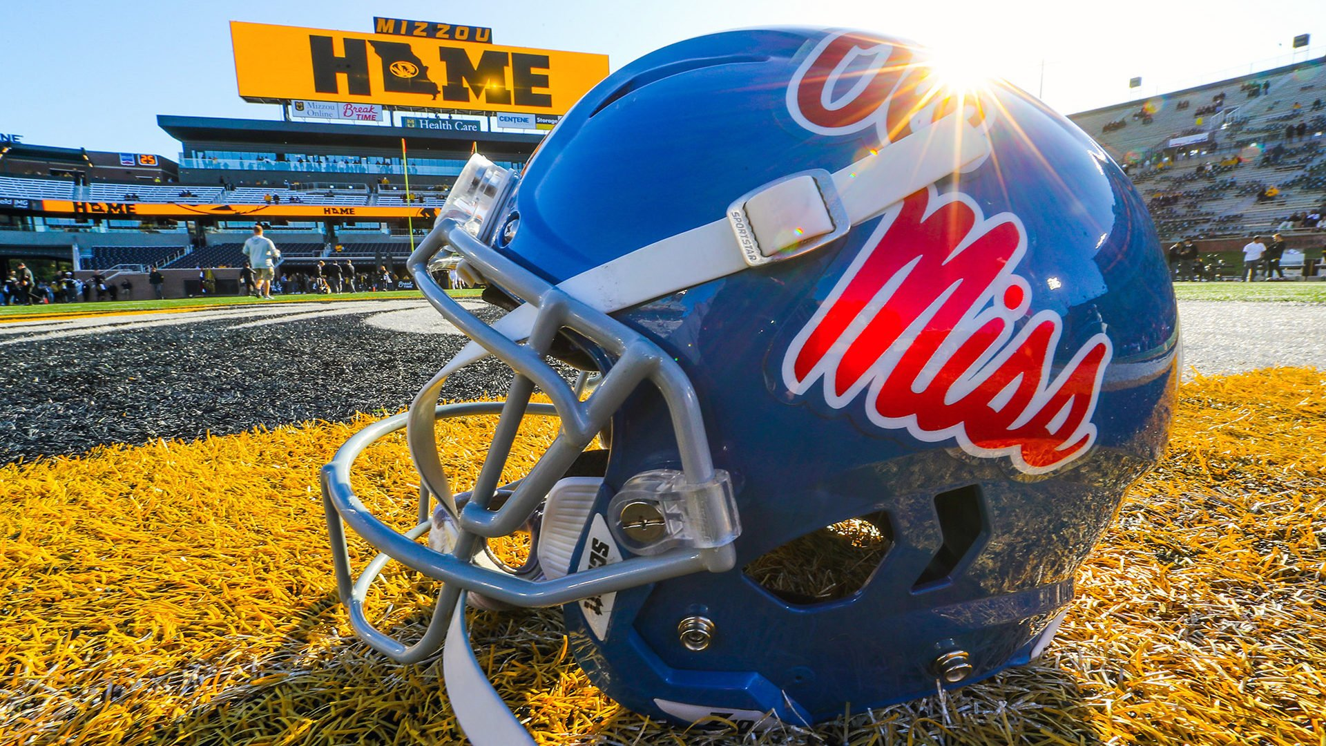 The Season: Ole Miss Football – Missouri (2019)