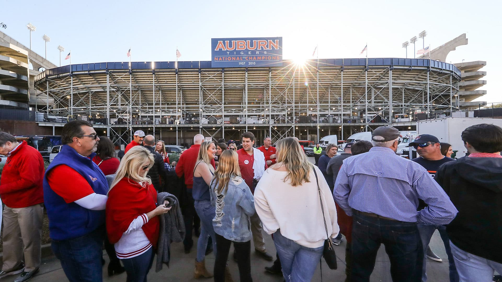 The Season: Ole Miss Football – Auburn (2019)