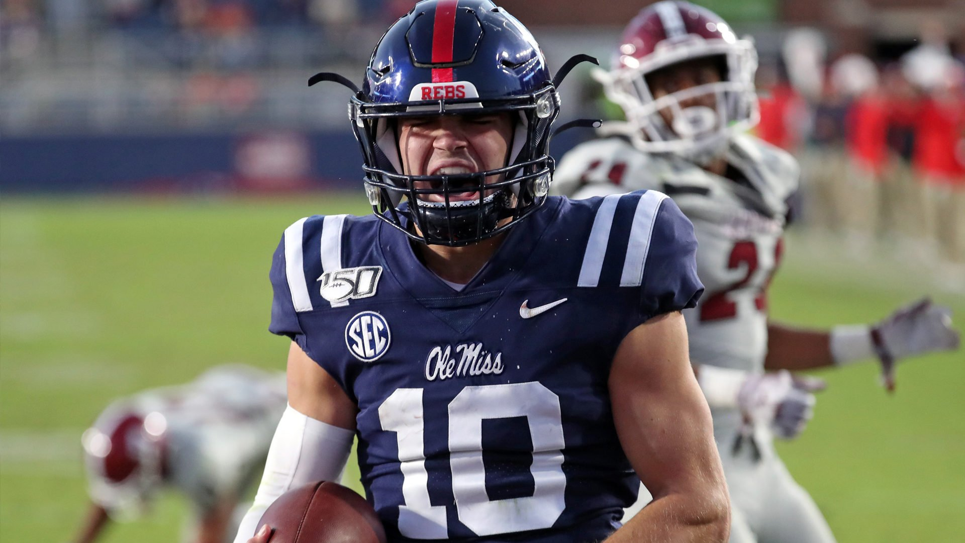The Season: Ole Miss Football – New Mexico State (2019)