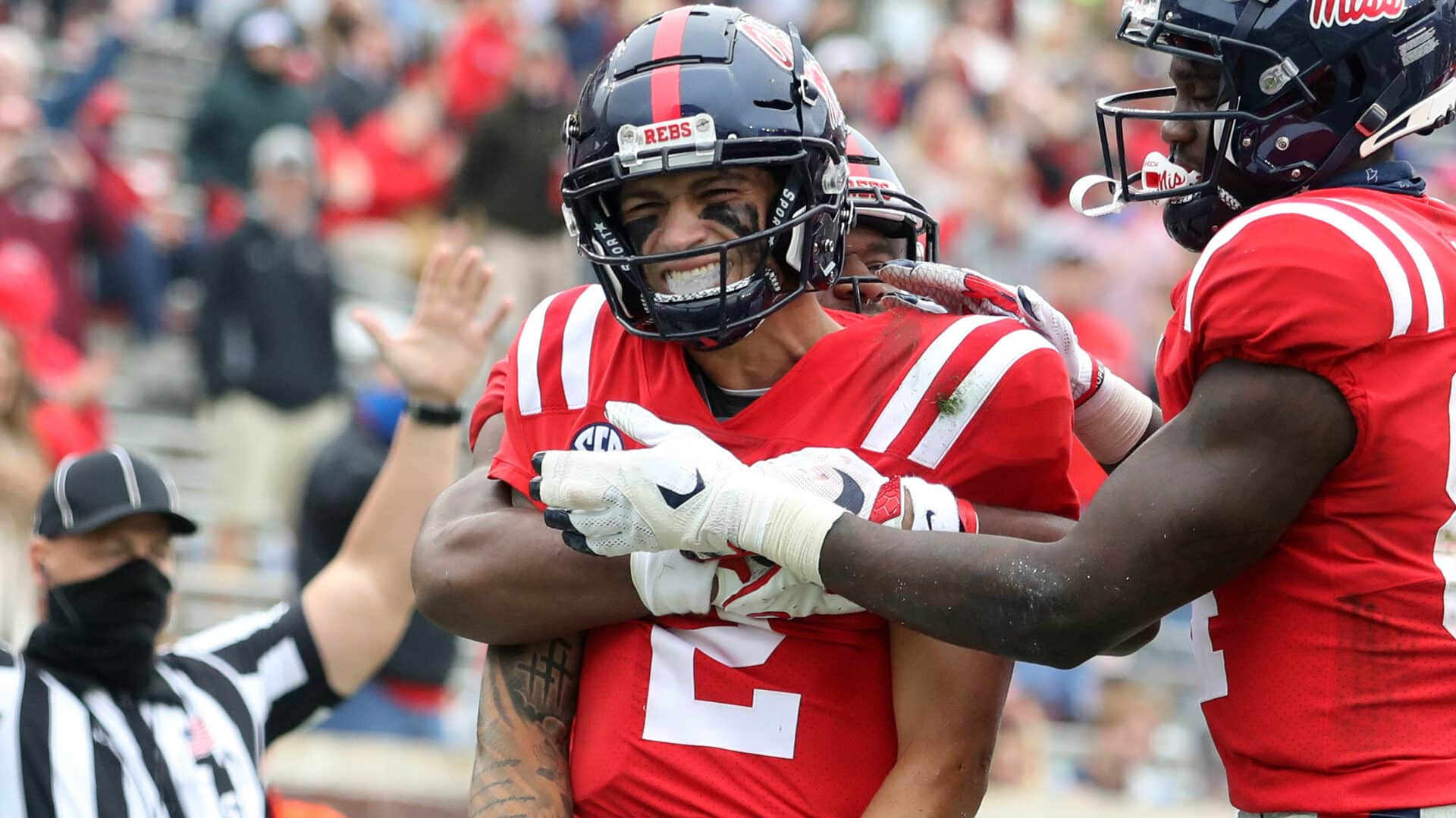 The Season: Ole Miss Football - Auburn (2020)