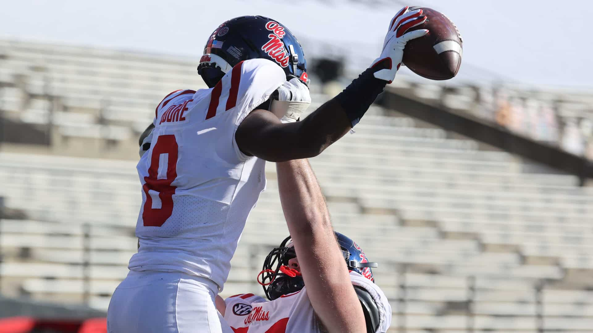 The Season: Ole Miss Football - Vanderbilt (2020)