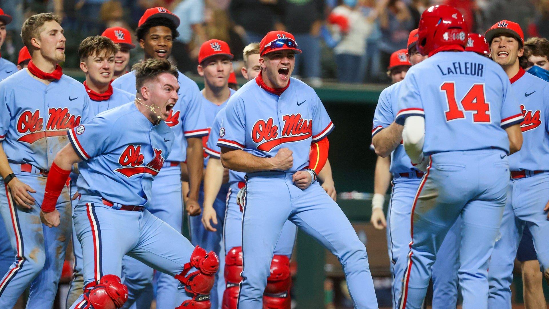 The Season: Ole Miss Baseball – Texas Takeover (2021)