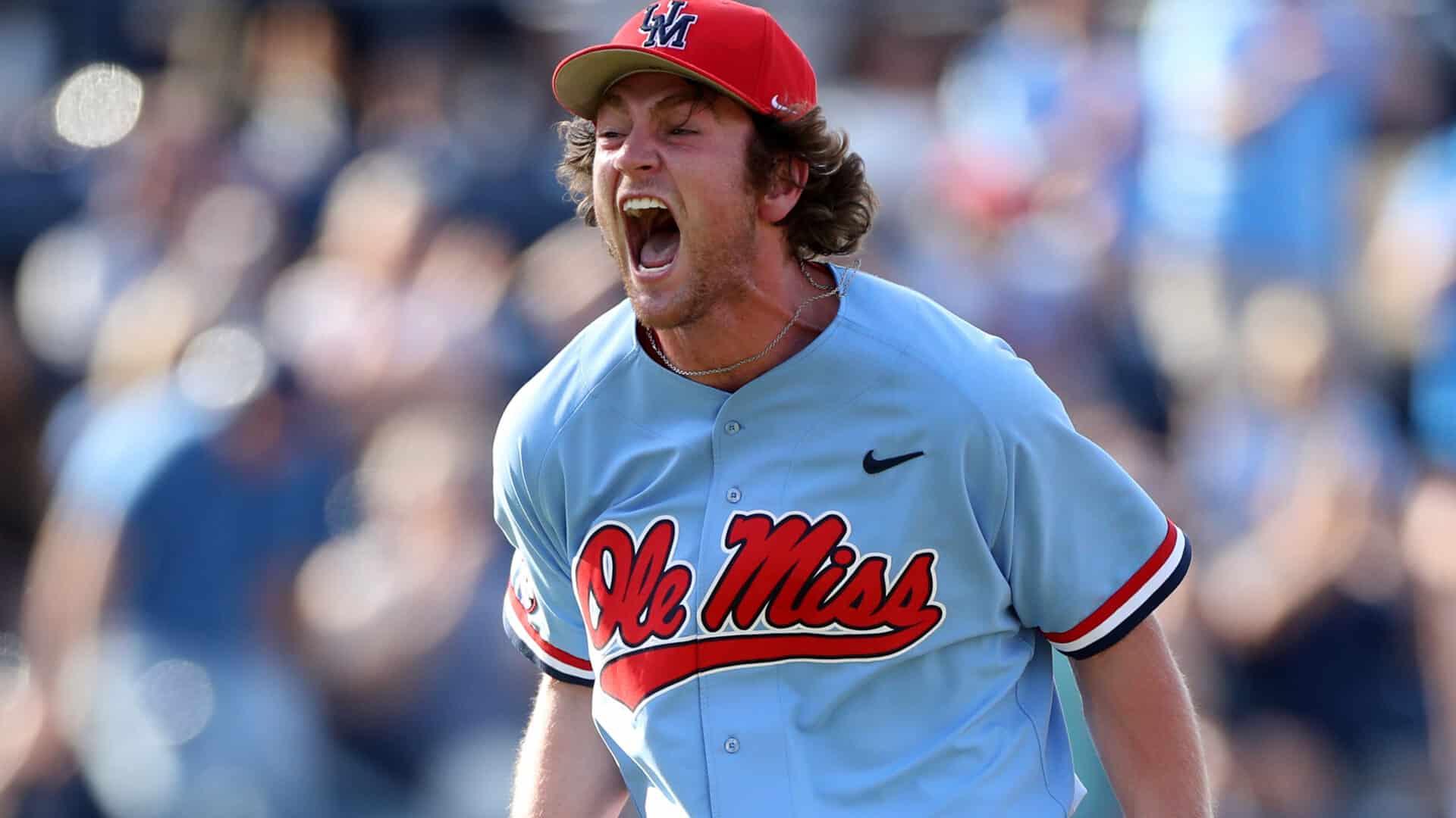 The Season: Ole Miss Baseball - Relentless (2021)